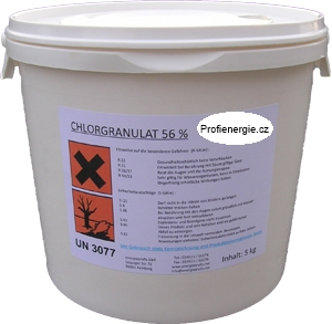Profienergie.cz - Chlor šok - 20 kg